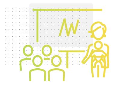 Kreativitätsseminar Icon Kreativitätsboost für Ihr Marketing